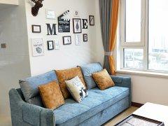 倚澜观邸房主急租 精装一室 拎包入住 供暖好 抓紧看房