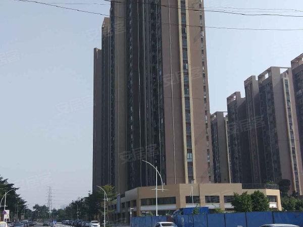 新里城二期户型图实景图片
