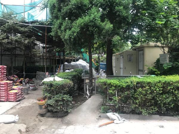 东交民巷30号小区户型图实景图片