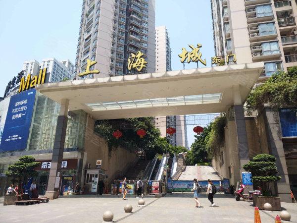 上海城户型图实景图片