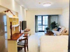 临近双地铁 花园小区惠通才郡精装公寓 拎包入住 看房方便!