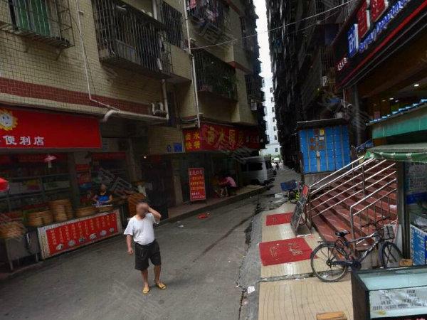 南景新村户型图实景图片