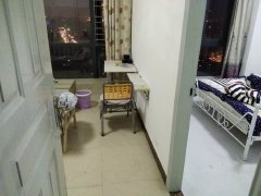 实拍实价 标准一房一厅  厨房内卫 全景飘窗阳台 看半个金山
