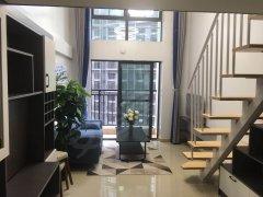 万科金域中央复试公寓 业主重新装修过 温馨舒适 寻找有缘的你