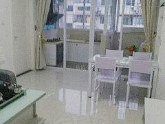 金茂花园  精装修两房  家具齐全  全明户型 急租