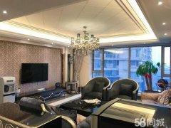 万科金域蓝湾 豪装3室 价位可以 随时看房
