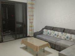 索河湾 两室两厅 家具家电齐全 拎包入住 室内干净整洁