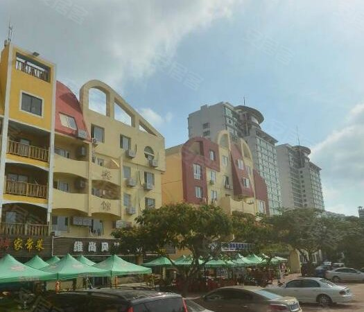 大屋惠园公寓户型图实景图片