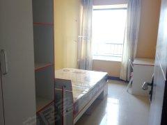 一室一厨一卫合租单间,全新家具家电,可支持押一付一可看房