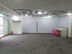 中南商圈,130平办公室,仅租4100,有经理室二间,实景图