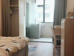 全新公寓招租 本公寓环境优美,有配置家具家电,拎包入住