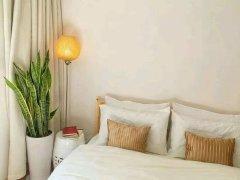 龙洞华南植物园宿舍新出精装大主卧,采光通风效果好,安静舒适