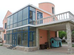 丛林庄别墅 500平米独栋出租,大露台,大花园