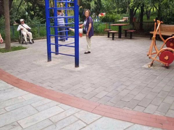 芳城园一区户型图实景图片