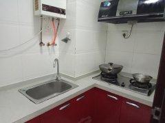 家乐福公寓出租,一室一厅精装修拎包入住,价格900