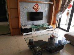 雍景香江 精装三房 家电齐全 随时看房 朝小区安静