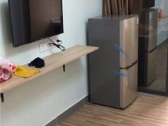 正德名居(无雙公寓)精装单间出租 有钥匙看房很方便随时入住
