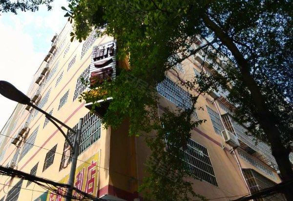 白鹭公寓户型图实景图片