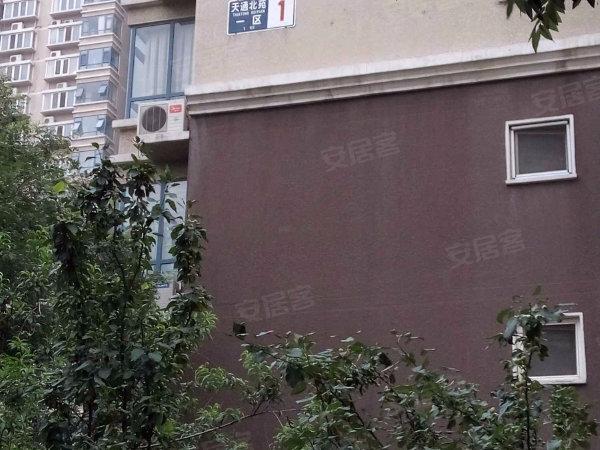 天通苑北一区户型图实景图片