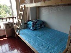 侯家塘地铁口,青年公寓床.位,包水电网拎包住,可短租