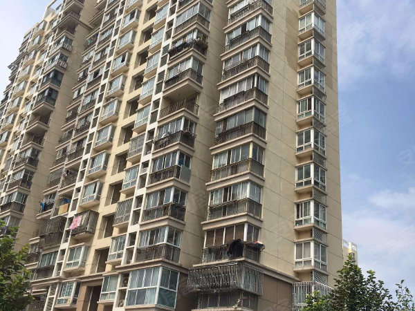 世华锦城户型图实景图片