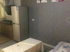 嘉隆国际精装一室拎包入住家具家电齐塔南路丹尼斯