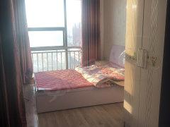 嘉隆国际 一室一厅 精装公寓 拎包入住 紧邻丹尼斯