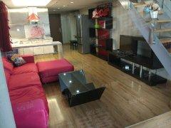 金地紫云庭 精装LOFT 温馨一室  紧邻轻轨 舒适居住等您