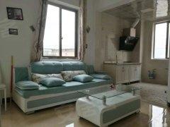 安福附近 双洋环球广场 兴安名城北区 精装公寓一房一厅带阳台
