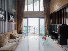 急租深圳湾畔花园好房型 豪华装修 即租即入住,顶楼三层复式!
