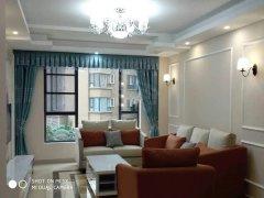 高铁附近豪华大两室+房东诚心出租欢迎来电+家具家电齐.