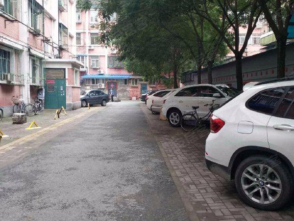 儒福里小区户型图实景图片