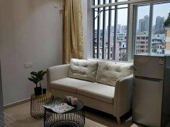 黄贝岭地铁口 单身公寓 物业直租 0* 拎包即可入住