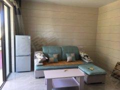 新装修 全新家具家电 一房一厅,带大露台 拎包入住
