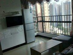 尚品v都市 一房一厅一卫 家私家电齐全 电梯18楼
