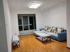 都市家园 精装两室 家具家电齐全 拎包入住 房间干净整洁