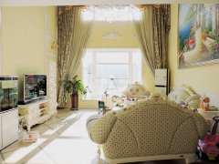 广渠路精装全齐五居室 家具家电全齐 随时可以看房 南北双花园
