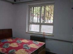 万博茂业附近铁路房舍1室1厅1卫一层带小院车位能做饭拎包入住