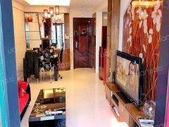 整租金港豪庭两房一厅,干净爽朗的经典宜人居室
