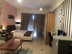 现代城国际公寓 精致公寓 1480元每月 家私电全齐