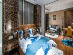 太湖广场 时代国际 精装单身公寓 急租 设施齐全 交通便利
