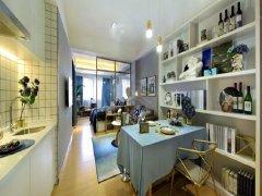地铁口精美公寓 欧式风格 配置齐全 拎包入住 随时看房