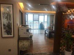 红谷滩核心地段赣江大道 全线江景 带全套办公会所用具 真实图