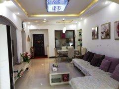 望城 联诚国际 豪华居家装修两房 家电应有尽有 给你温馨的家