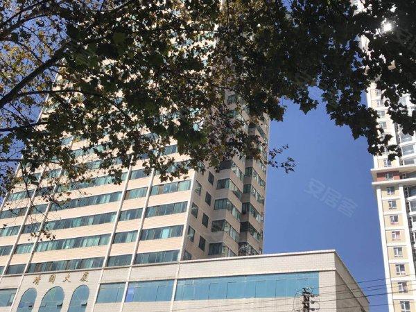 靖国大厦户型图实景图片