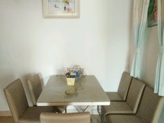 怡翠园 2室2厅1卫出租 家电家具齐全 价格便宜 适合居住!