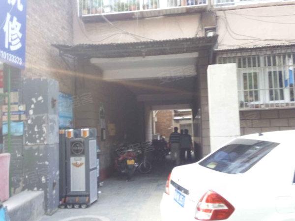 西大街51号院户型图实景图片