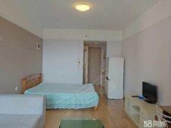 铁道学院附近 万科金色家园精装一室单身公寓