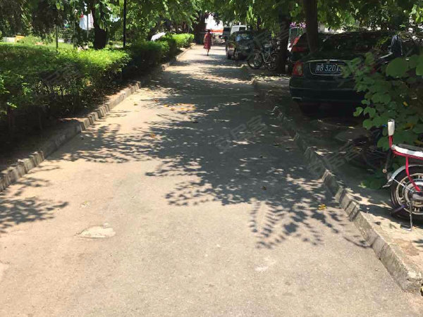 红荔村户型图实景图片