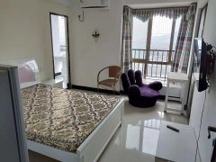 联创国际广场小区 单身公寓 高层一房带阳台 溪景房 配套齐全